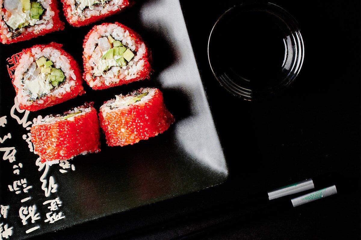 Cách chế biến món Hosomaki Sushi