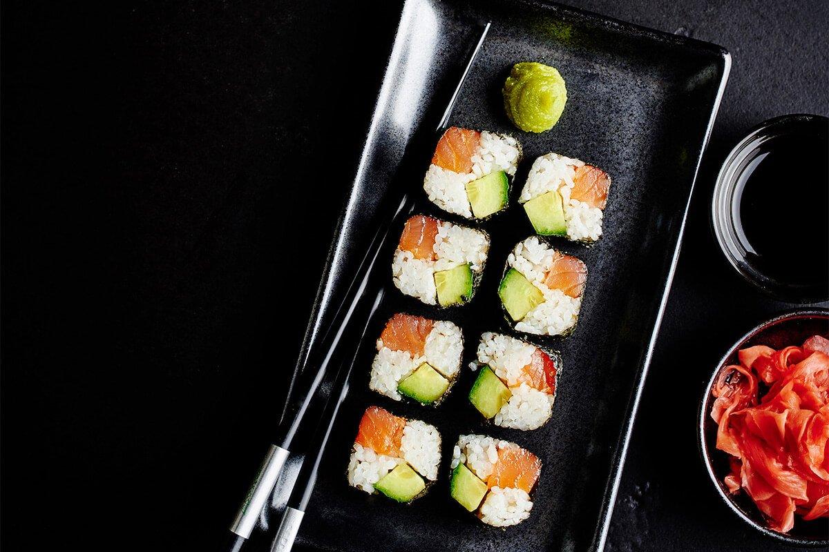 Cẩm nang những điều cần biết về Sushi