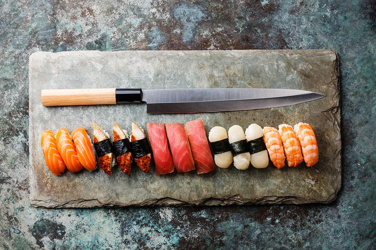 Ngon – Lành – Đẹp: Cảm nhận về món ăn Nhật Bản