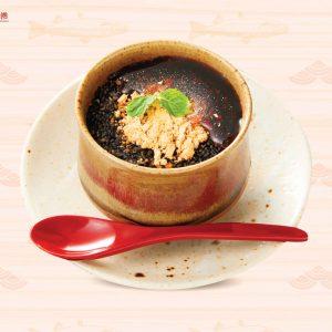 Bánh mè đen kiểu nhật