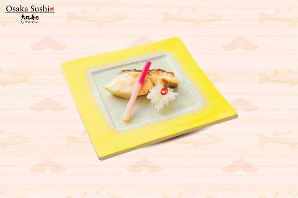 Cá cam nhật nướng muối