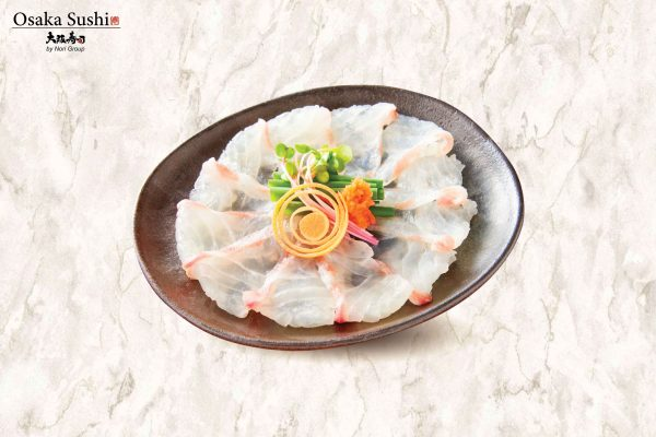Cá tráp Nhật