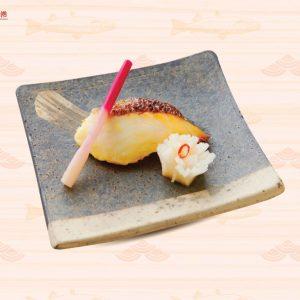 Cá tráp nhật tẩm sốt miso