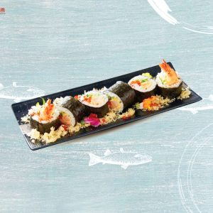Sussh tôm tempura