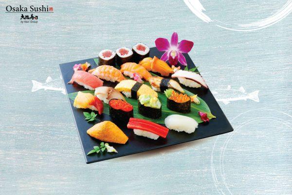 Sushi tổng hợp đặc biệt