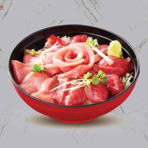 Cơm cá ngừ