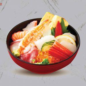 Cơm hải sản