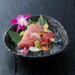 Sashimi cá ngừ vây xanh tổng hợp