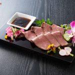 Roasted wagyu beef