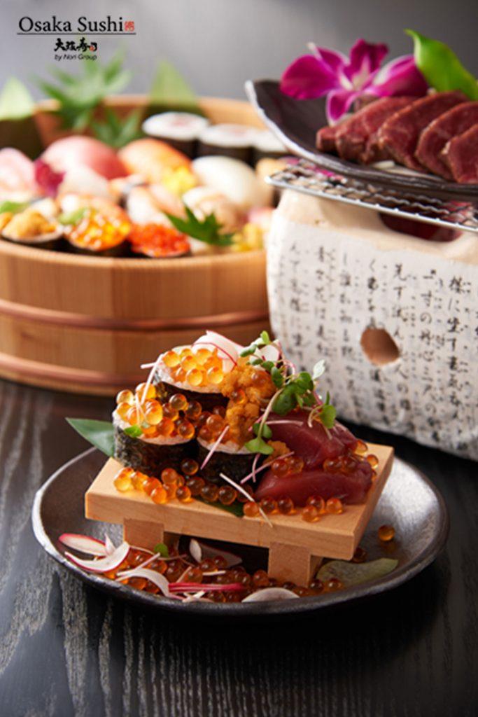 Nhà hàng Osaka Sushi