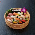 Osaka deluxe assorted sushi