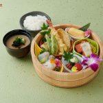 Osaka sushi lunch