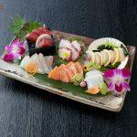 Regular assorted sashimi