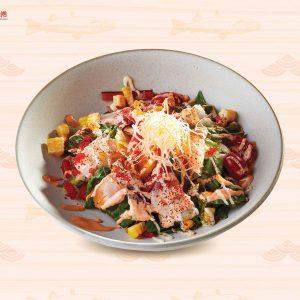 Salad hải sản vị cay