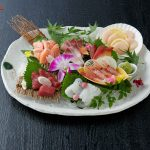 Special assorted sashimi